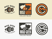 Mad Geek Collectibles - Concept Drafts