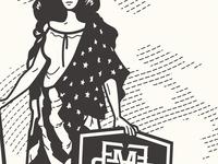 Mythic Liberator Illuminati Lady thingie.