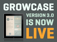 Growcase 3.0 is Now LIVE!