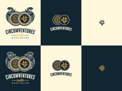 Circumventures Responsive Brand Identity