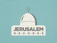 Jerusalem Records Logo Suggestion