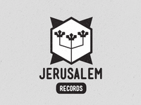 Jerusalem Records Logo Suggestion # 2