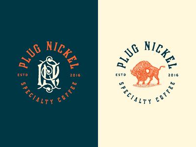 Plug Nickel Specialty Coffee - Finalized Branding