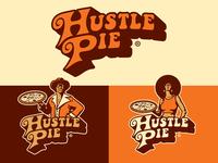 Hustle Pie Branding