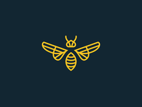 The Beehive Lounge Logomark