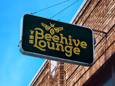 The Beehive Lounge is Open!