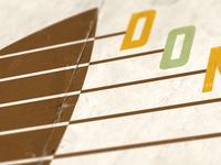 Donné Logo Suggestion 02 Variation Sample