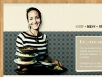 Restaurant Website WIP