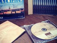 Houman Sebghati - Alkemisten CD Printed
