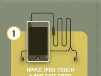 iPod Touch Illustration