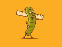 Inchxinch ff inchworm