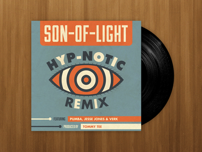 """Son-of-Light """"Hyp-Notic Remix"""" Cover Art"""