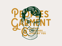 Peoples Garment Company - Illustration