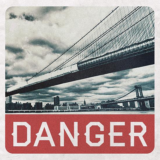 Designers.mx danger cover art large