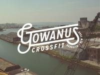 Gowanus Crossfit - Brand Identity