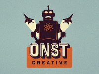 Robot logo suggestion for ONST.
