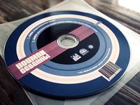 """Houman Sebghati - """"Anda"""" (CD-Single Stomp Cover Art)"""