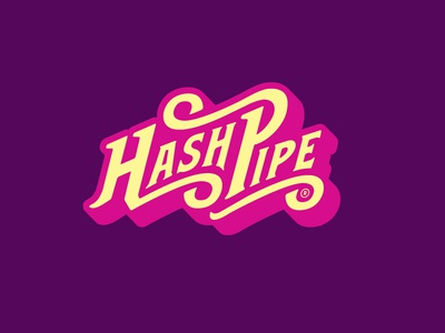 Hash Pipe Logotype