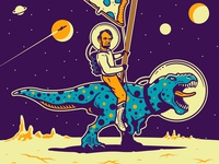 Dinorider Abe (Perspective Podcast)
