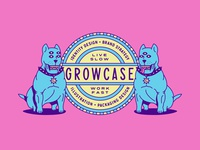 Growcase Hounds & Badge
