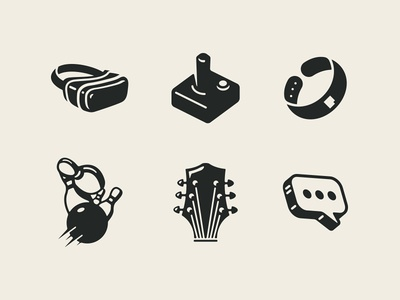 Cineplex/Playdium Icons