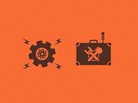 Services & Portfolio Icons
