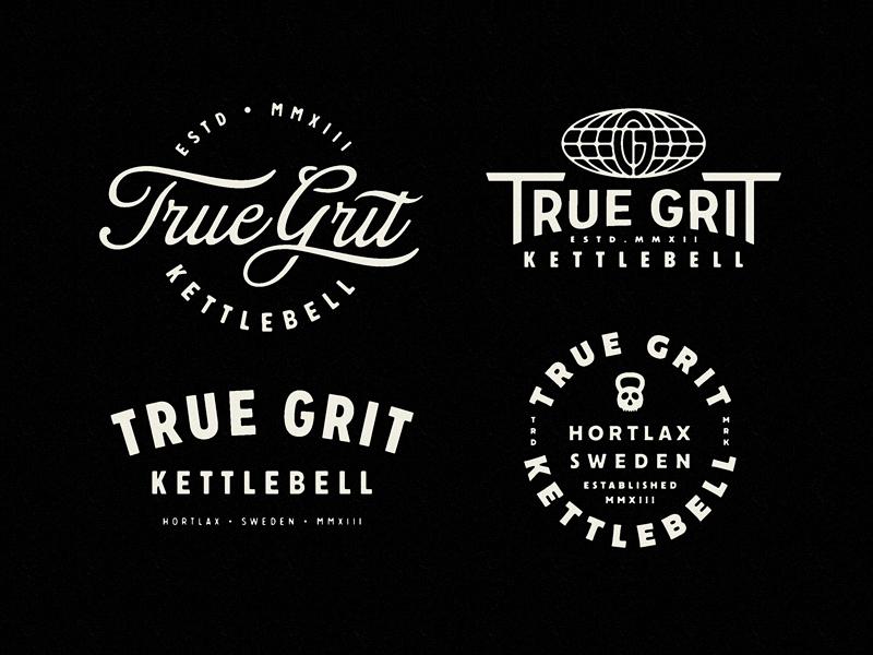 True grit kettlebell merch
