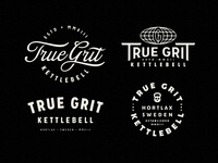 True Grit Kettlebell - Merch