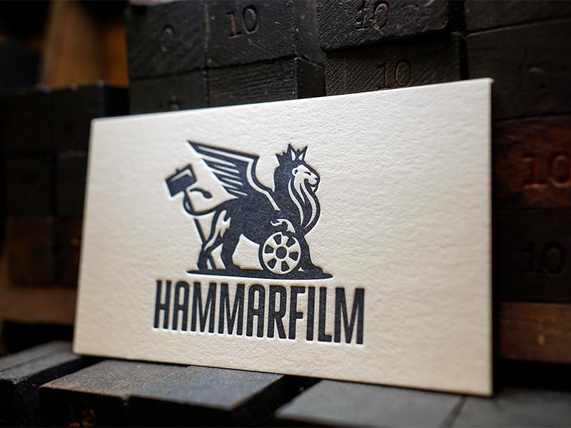 Hammarfilm bcards