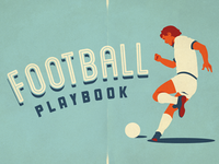 Football Playbook Artwork