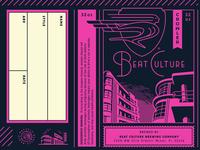 Beat Culture Brewing Co. - Crowler Design