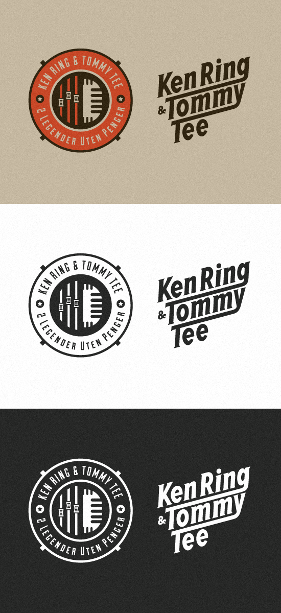 Ken ring tommy tee large