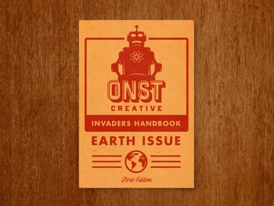 ONST Creative - Invaders Handbook