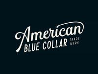 American Blue Collar - Brand Assets 2/3