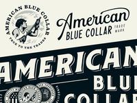 American Blue Collar - Brand Assets 3/3