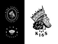 King Sixteen - Responsive Rebranding (1/2)