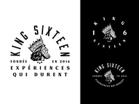 King Sixteen - Responsive Rebranding (2/2)