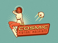 Cosmic Virtual Machines Logo