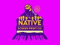 Native Screen Print Co. - Homage Piece 2/2