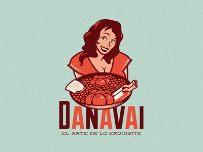 Danavai Logo Concept - First Draft