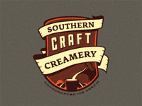 Southern Craft Creamery - Concept Revision (Scrapped)