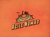Agile Nomad - Logo Concept Proposal