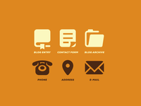 Growcase Website Icons