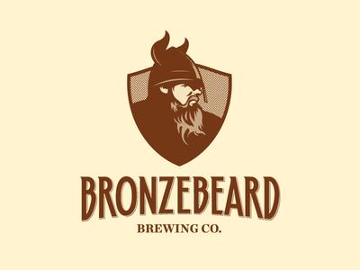 Bronzebeard Brewing Co. - Logo
