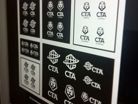 CTA Group Re-branding - New presentation round.