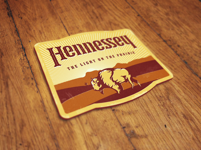 Hennessey Test Print