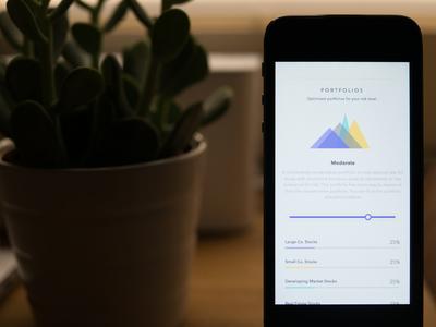 Acorns - Cutting room floor ios acorns web design website responsive iphone
