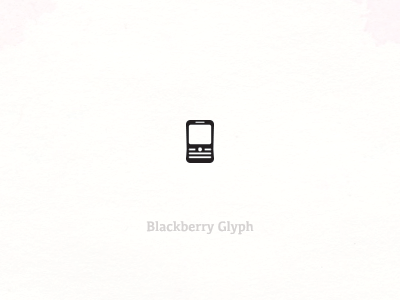 Blackberry Glyph glyph icon pictogram free illustrator illustrator file free psd