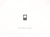 Blackberry Glyph