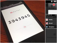 Authy Redesign